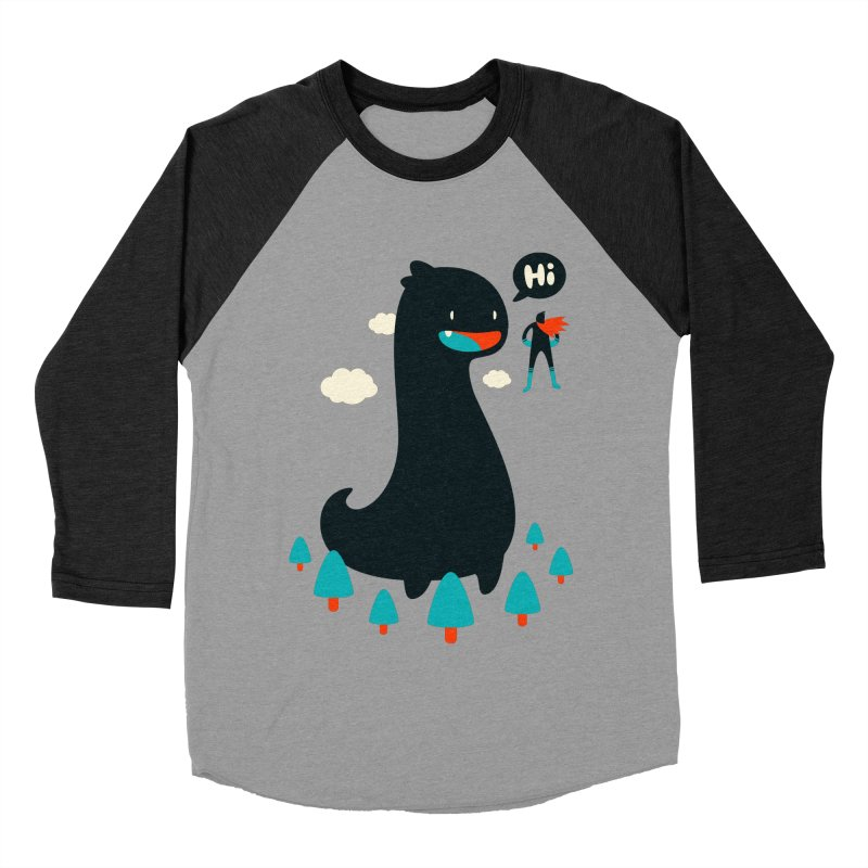 Safe from Harm Women's Baseball Triblend T-Shirt by Niel Quisaba's Artist Shop