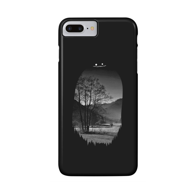 Monster Hill Accessories Phone Case by Niel Quisaba's Artist Shop