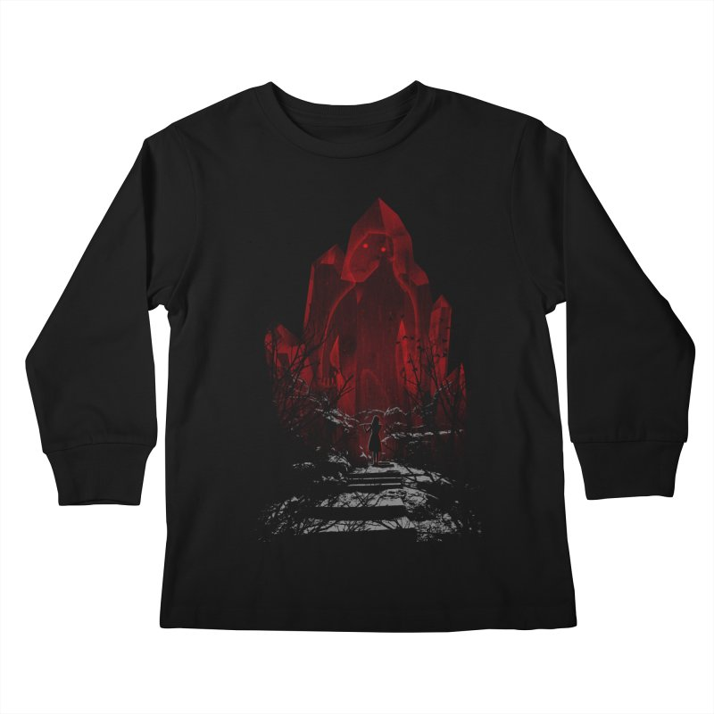 Lullaby Kids Longsleeve T-Shirt by Niel Quisaba's Artist Shop