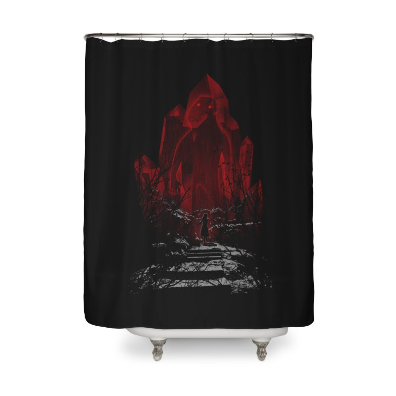 Lullaby Home Shower Curtain by Niel Quisaba's Artist Shop