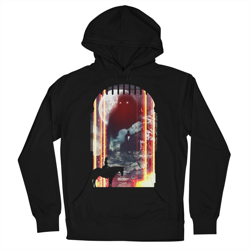 Wonderful Unknown Women's Pullover Hoody by Niel Quisaba's Artist Shop