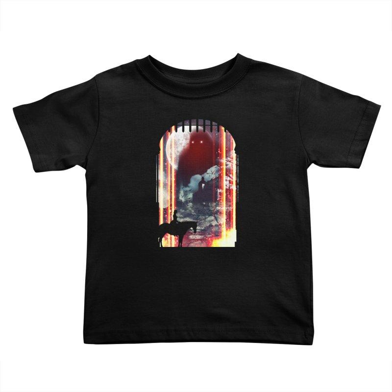 Wonderful Unknown Kids Toddler T-Shirt by Niel Quisaba's Artist Shop