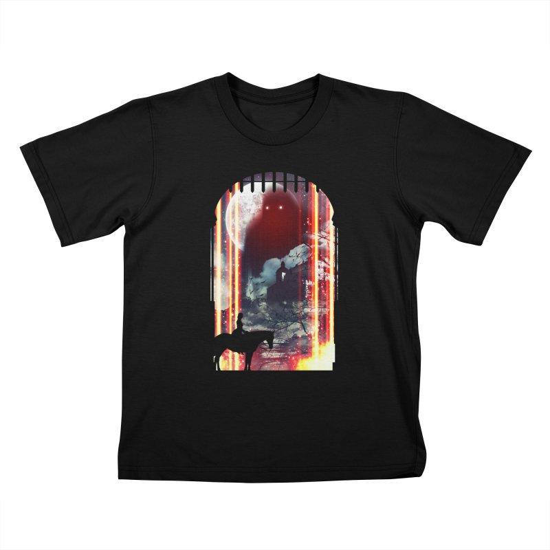 Wonderful Unknown Kids T-Shirt by Niel Quisaba's Artist Shop