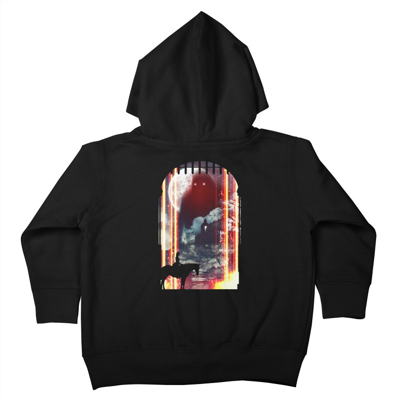 Wonderful Unknown Kids Toddler Zip-Up Hoody by Niel Quisaba's Artist Shop