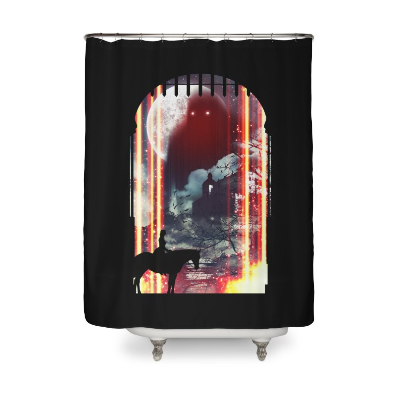 Wonderful Unknown Home Shower Curtain by Niel Quisaba's Artist Shop