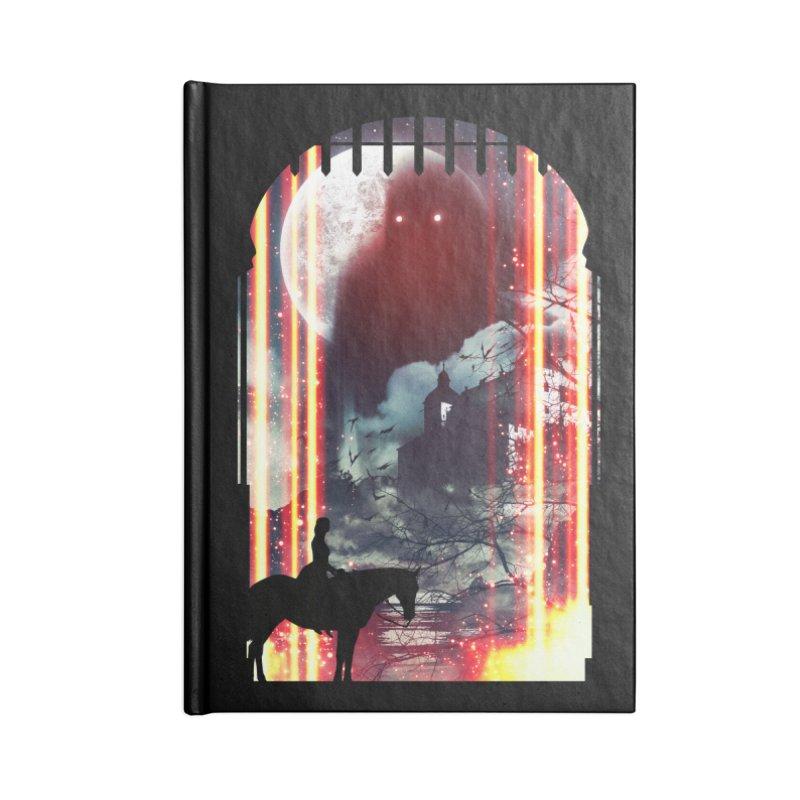 Wonderful Unknown Accessories Notebook by Niel Quisaba's Artist Shop