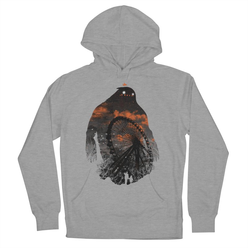 Waiting Men's Pullover Hoody by Niel Quisaba's Artist Shop