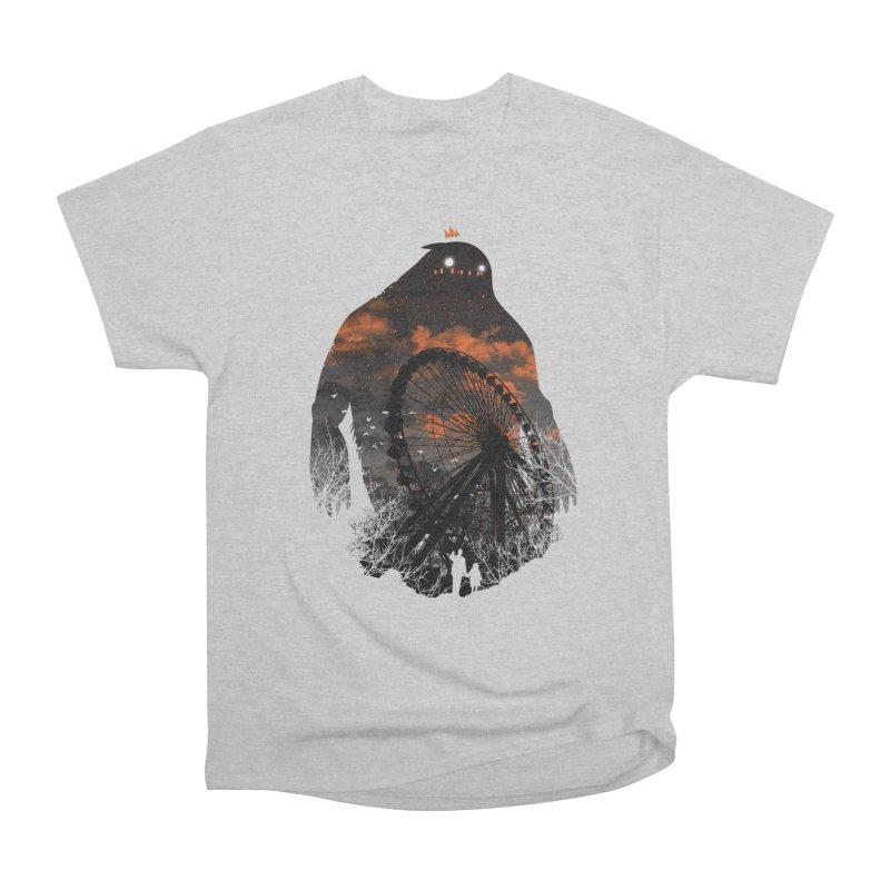 Waiting Women's Classic Unisex T-Shirt by Niel Quisaba's Artist Shop