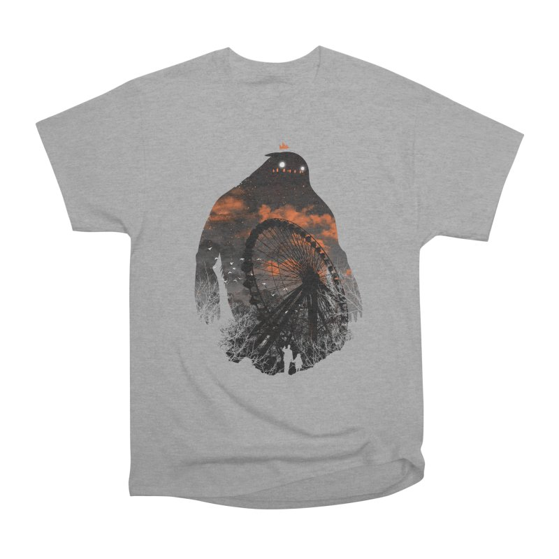 Waiting Men's Classic T-Shirt by Niel Quisaba's Artist Shop