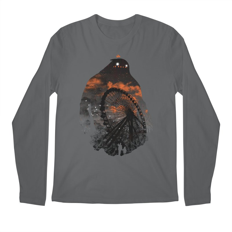 Waiting Men's Longsleeve T-Shirt by Niel Quisaba's Artist Shop