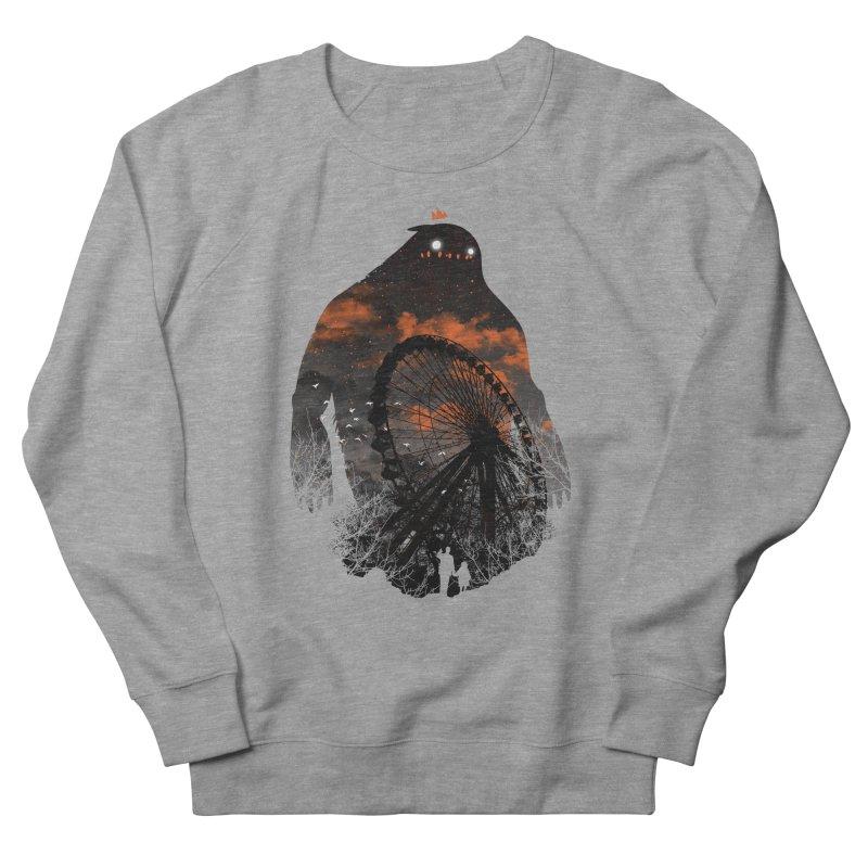 Waiting Men's Sweatshirt by Niel Quisaba's Artist Shop