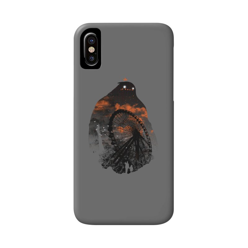 Waiting Accessories Phone Case by Niel Quisaba's Artist Shop