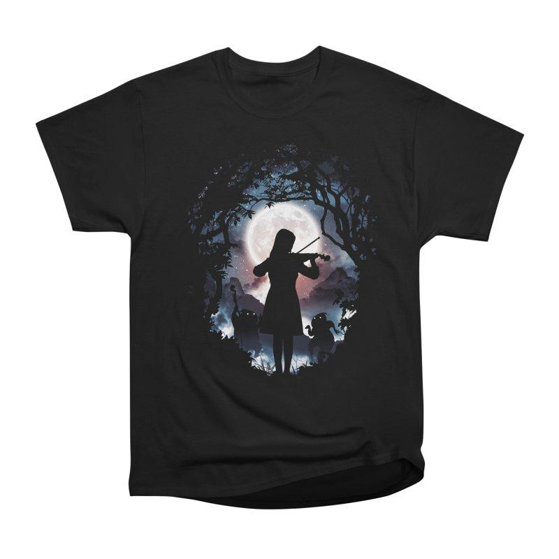 Moondance Women's Classic Unisex T-Shirt by Niel Quisaba's Artist Shop
