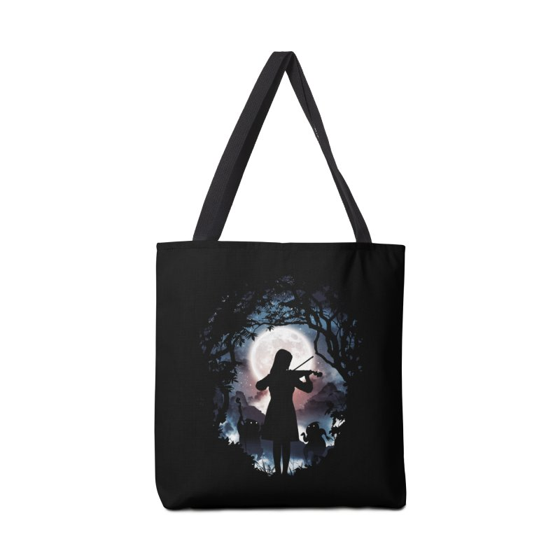 Moondance Accessories Bag by Niel Quisaba's Artist Shop