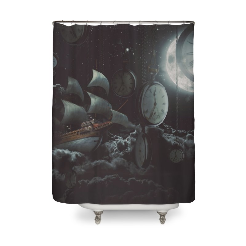 Adventure Time Home Shower Curtain by Niel Quisaba's Artist Shop