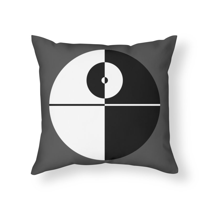 Super Weapon Home Throw Pillow by Niel Quisaba's Artist Shop