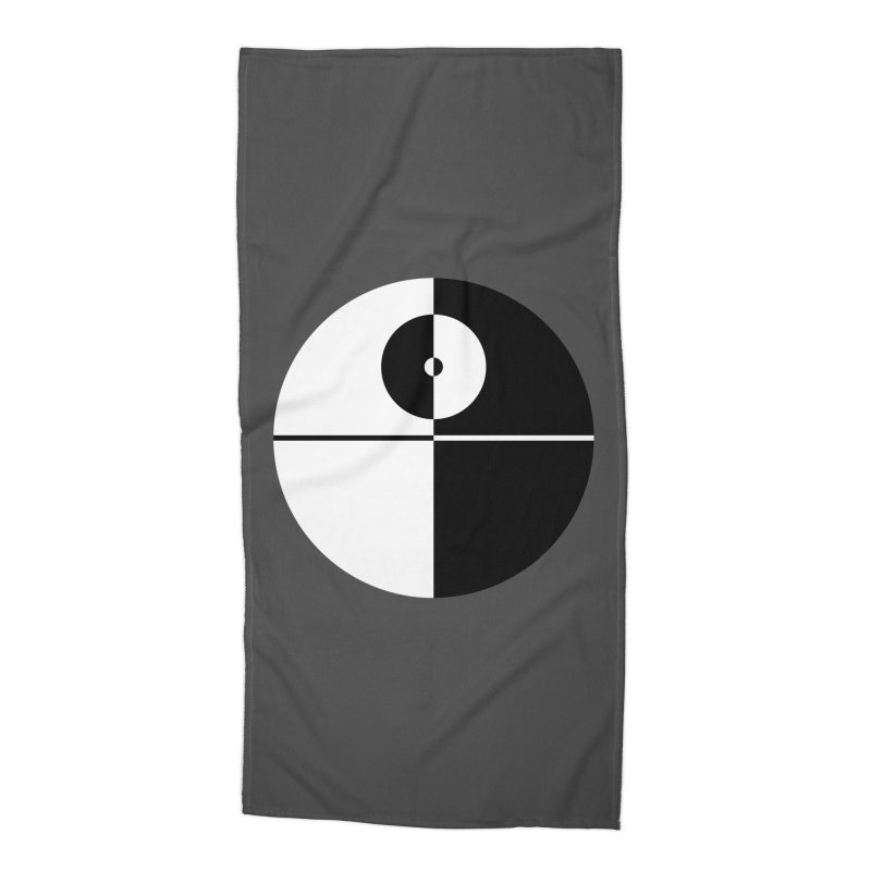 Super Weapon Accessories Beach Towel by Niel Quisaba's Artist Shop