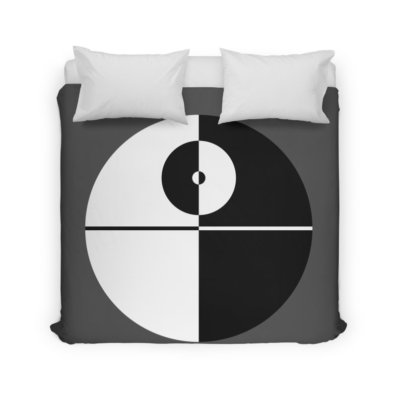 Super Weapon Home Duvet by Niel Quisaba's Artist Shop