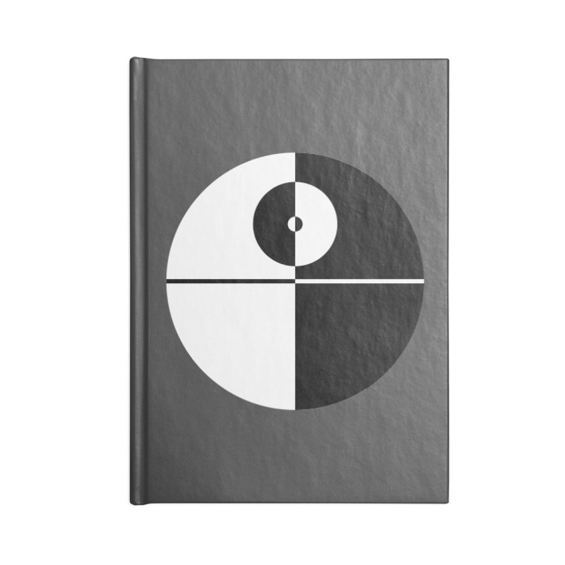 Super Weapon Accessories Notebook by Niel Quisaba's Artist Shop
