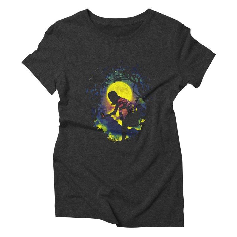 Feedmee Women's Triblend T-Shirt by Niel Quisaba's Artist Shop