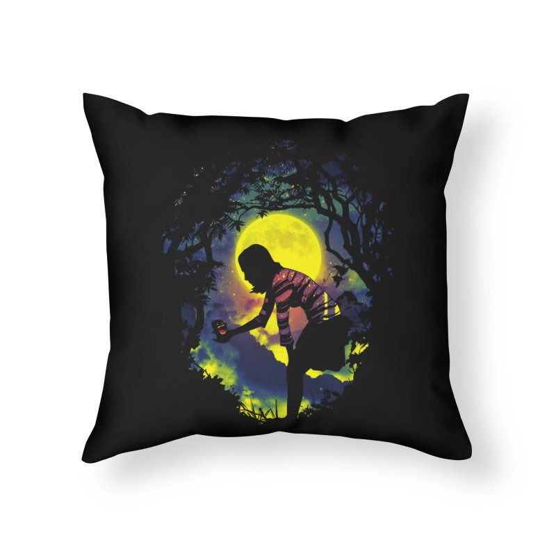 Feedmee Home Throw Pillow by Niel Quisaba's Artist Shop