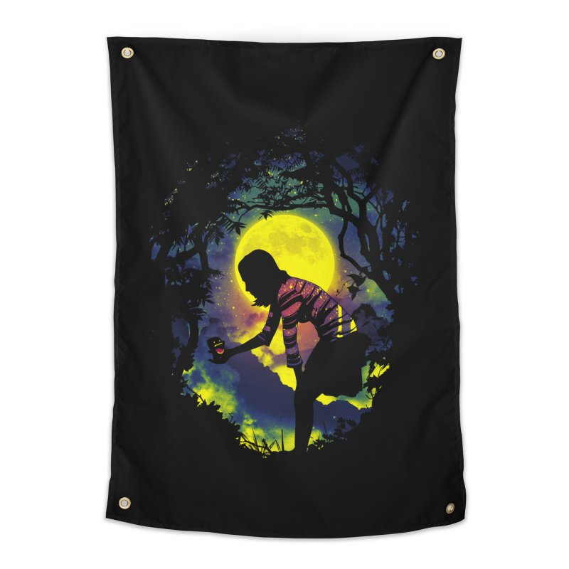Feedmee Home Tapestry by Niel Quisaba's Artist Shop