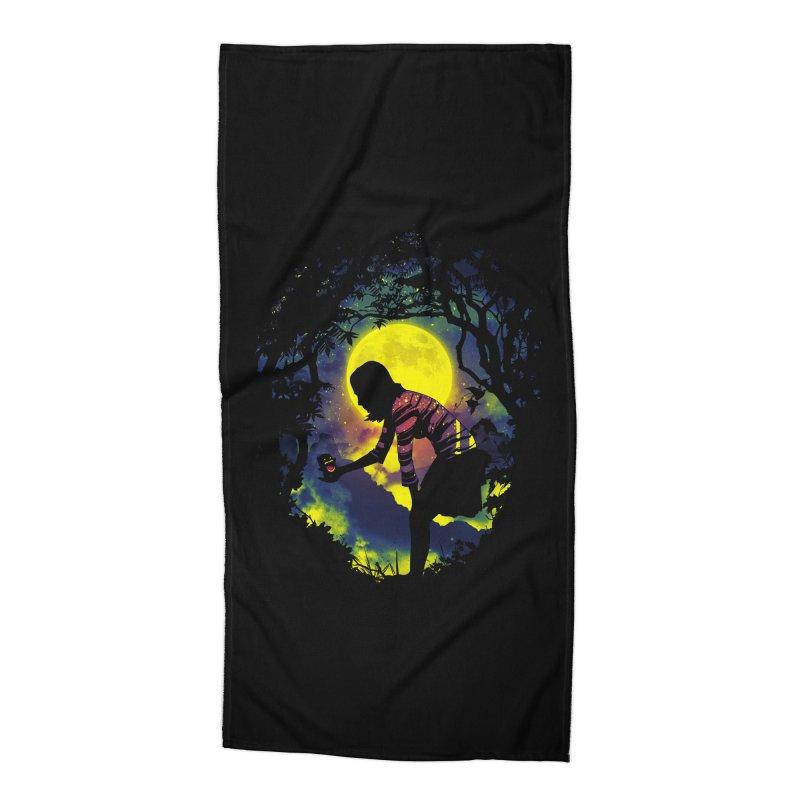 Feedmee Accessories Beach Towel by Niel Quisaba's Artist Shop