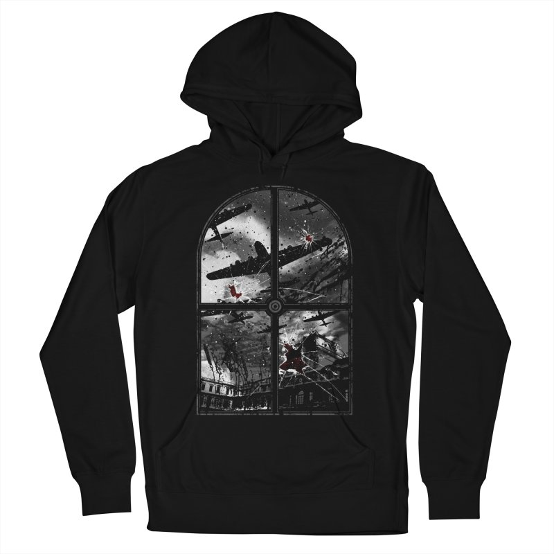 Sound the alarm Women's Pullover Hoody by Niel Quisaba's Artist Shop