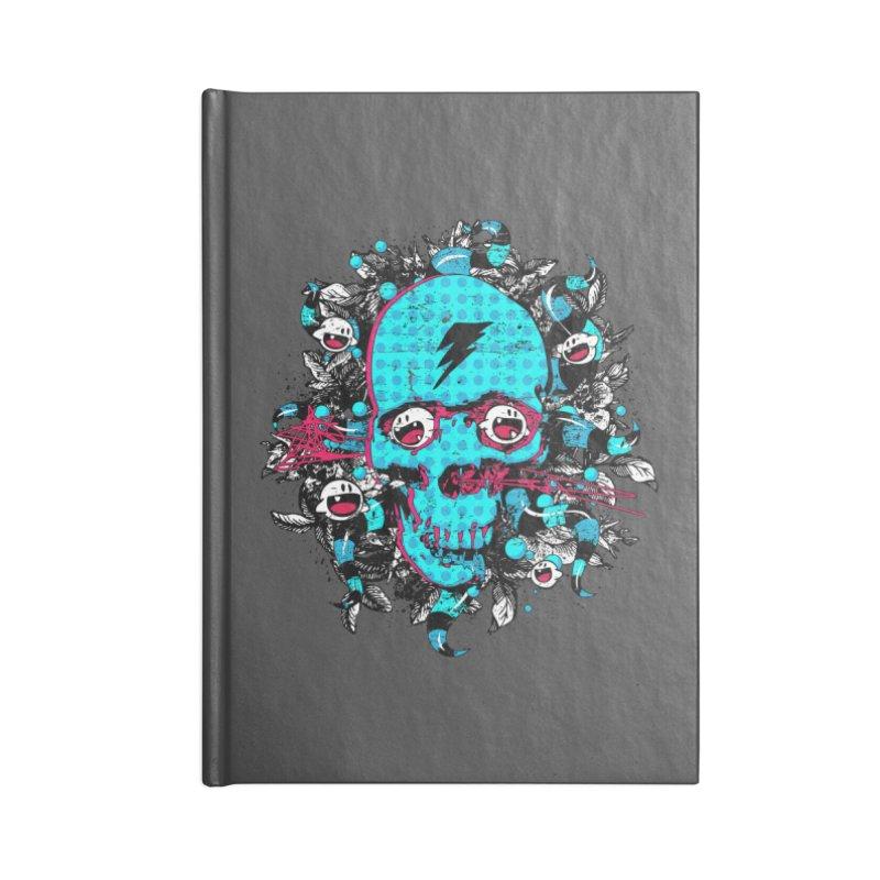 New Eyes Accessories Notebook by Niel Quisaba's Artist Shop