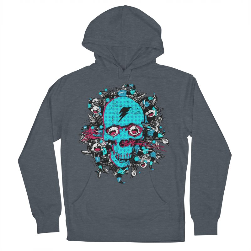 New Eyes Men's Pullover Hoody by Niel Quisaba's Artist Shop