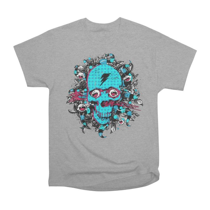New Eyes Men's Heavyweight T-Shirt by Niel Quisaba's Artist Shop