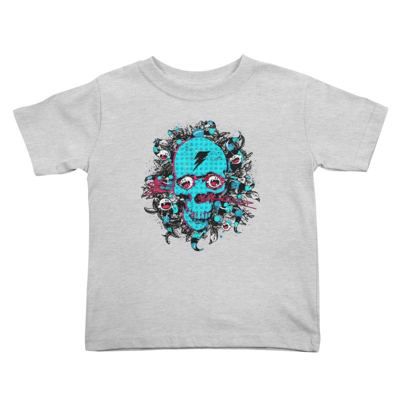 New Eyes Kids Toddler T-Shirt by Niel Quisaba's Artist Shop