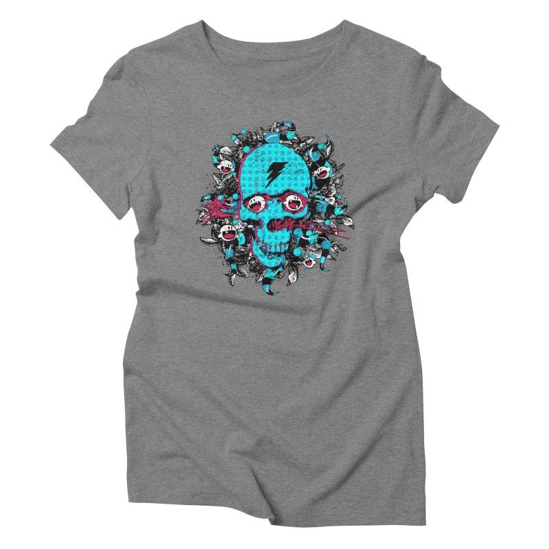 New Eyes Women's Triblend T-Shirt by Niel Quisaba's Artist Shop