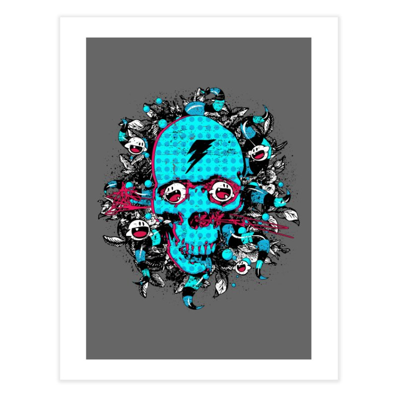 New Eyes Home Fine Art Print by Niel Quisaba's Artist Shop