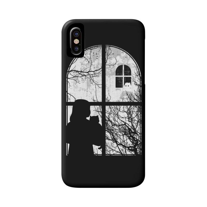 Hello Strange Neighbor Accessories Phone Case by Niel Quisaba's Artist Shop