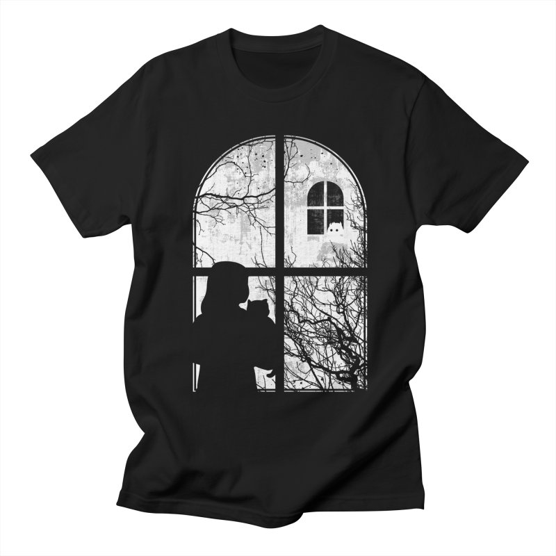 Hello Strange Neighbor Men's T-Shirt by Niel Quisaba's Artist Shop