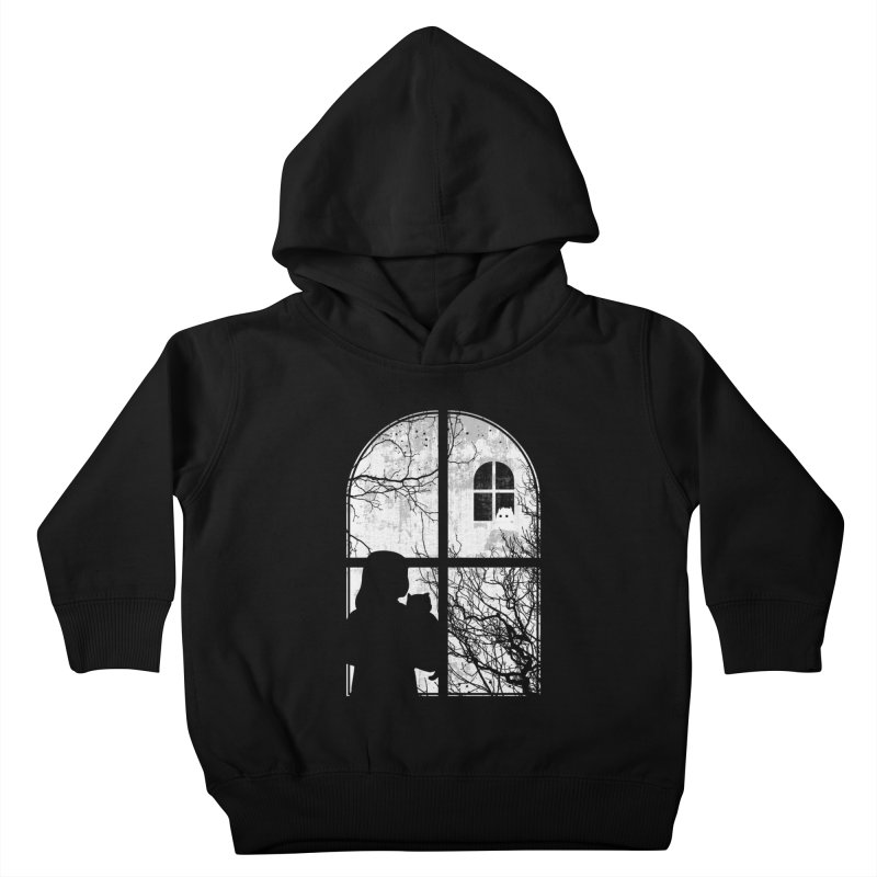 Hello Strange Neighbor Kids Toddler Pullover Hoody by Niel Quisaba's Artist Shop