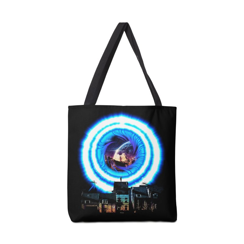 I wish wormholes were more mainstream Accessories Bag by Niel Quisaba's Artist Shop