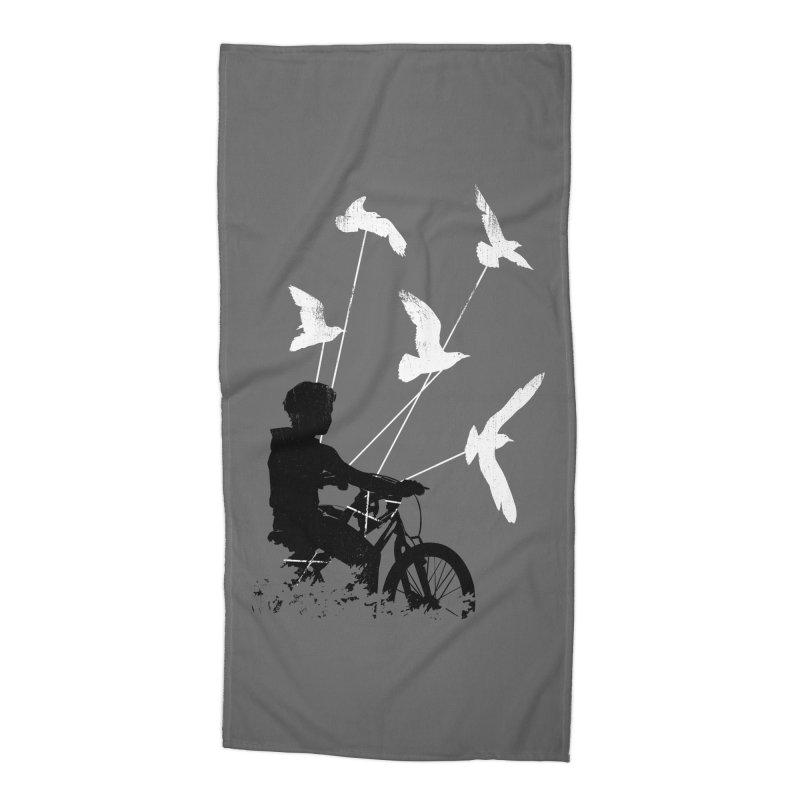 Take Me Home Accessories Beach Towel by Niel Quisaba's Artist Shop