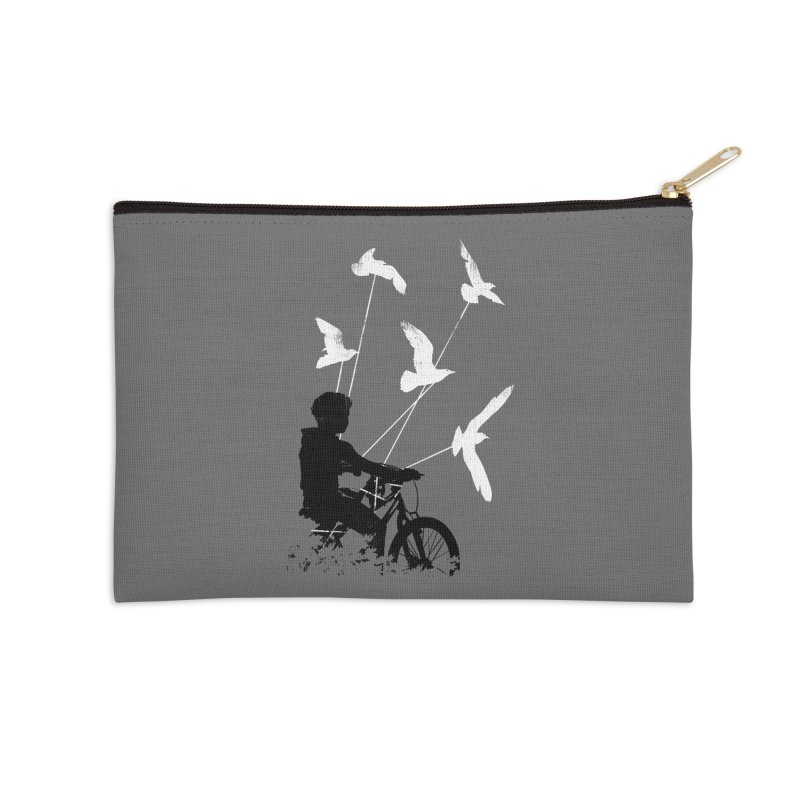 Take Me Home Accessories Zip Pouch by Niel Quisaba's Artist Shop