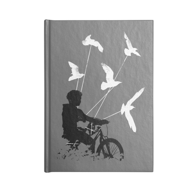 Take Me Home Accessories Notebook by Niel Quisaba's Artist Shop
