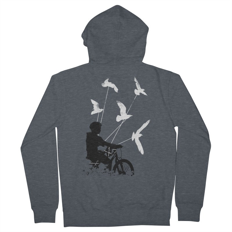 Take Me Home Men's Zip-Up Hoody by Niel Quisaba's Artist Shop