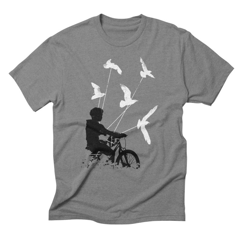 Take Me Home Men's Triblend T-Shirt by Niel Quisaba's Artist Shop