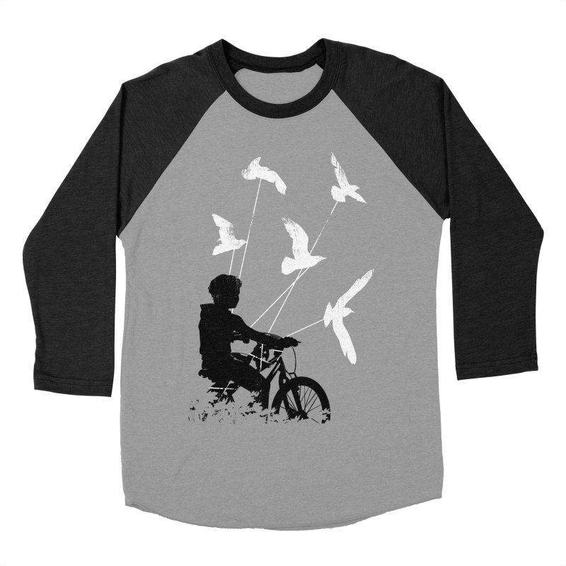 Take Me Home Men's Baseball Triblend T-Shirt by Niel Quisaba's Artist Shop