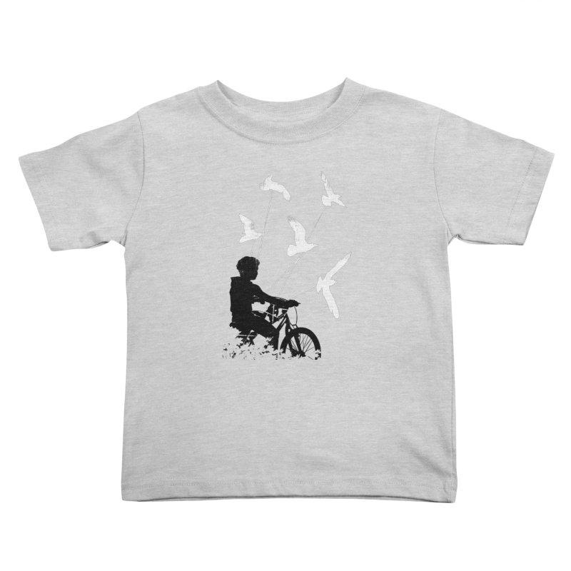 Take Me Home Kids Toddler T-Shirt by Niel Quisaba's Artist Shop