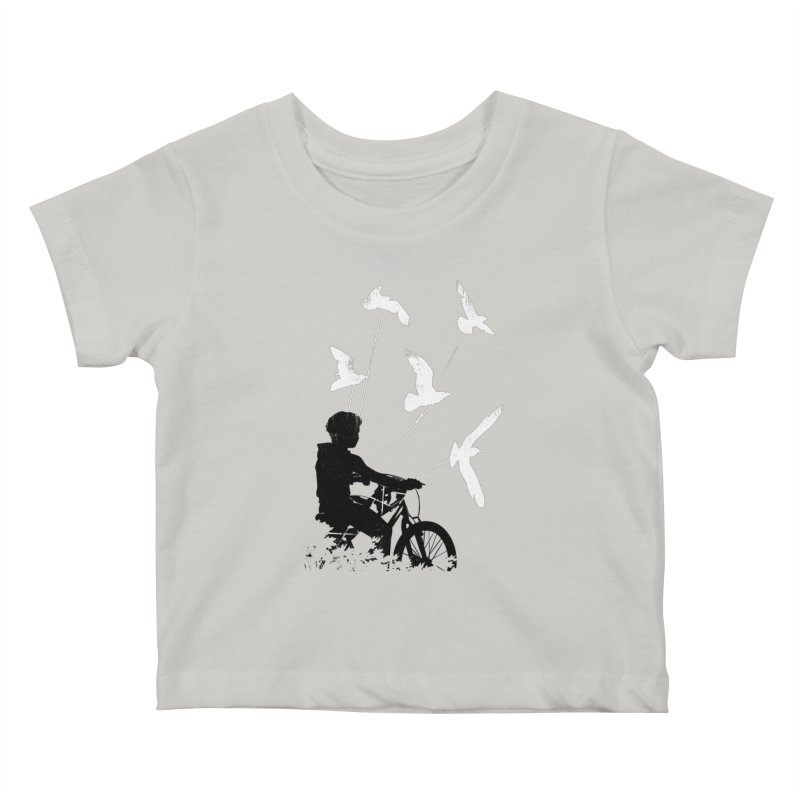 Take Me Home Kids Baby T-Shirt by Niel Quisaba's Artist Shop