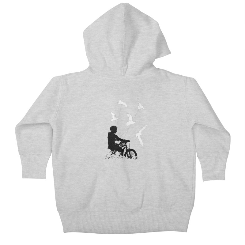 Take Me Home Kids Baby Zip-Up Hoody by Niel Quisaba's Artist Shop