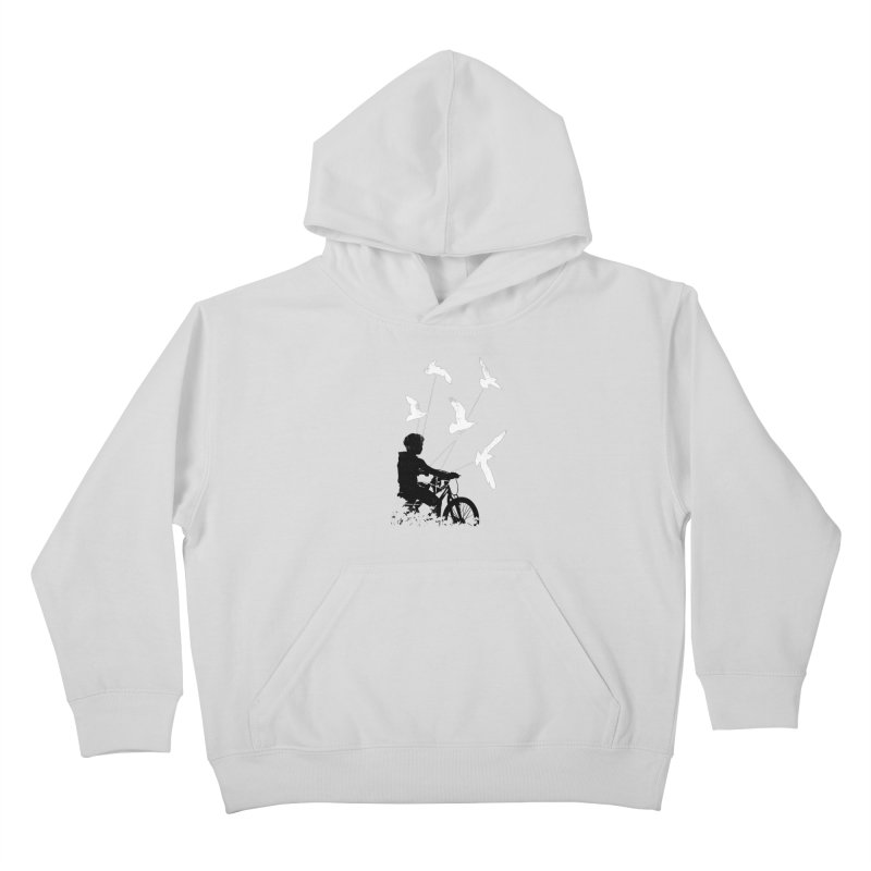 Take Me Home Kids Pullover Hoody by Niel Quisaba's Artist Shop