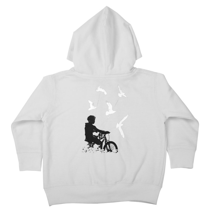 Take Me Home Kids Toddler Zip-Up Hoody by Niel Quisaba's Artist Shop