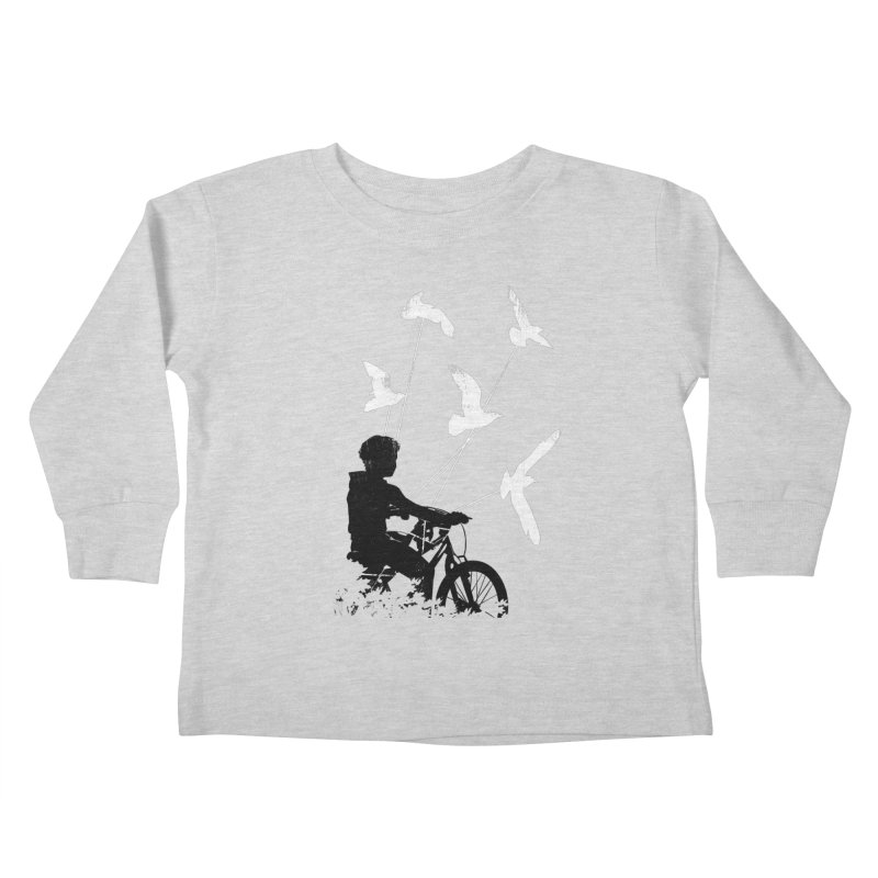 Take Me Home Kids Toddler Longsleeve T-Shirt by Niel Quisaba's Artist Shop